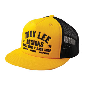 Troy Lee Race Shop Trucker Hat