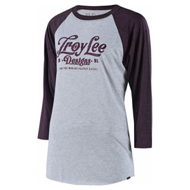 Troy Lee Women's Spiked Raglan T-Shirt