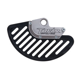 Topar Racing Front Oversized Plastic Disc Guard
