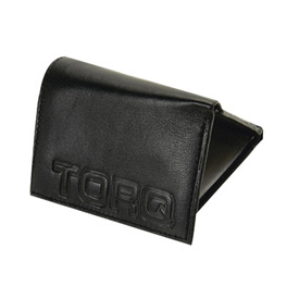 Torq Dinero Tri-Fold Leather Wallet