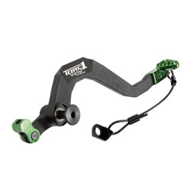 TORC1 Racing Motion MX Aluminum Rear Brake Pedal