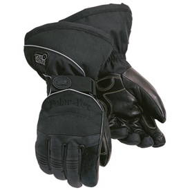 Tourmaster Polar-Tex Ladies Motorcycle Gloves
