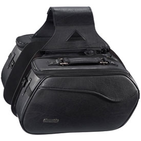 Tourmaster Coaster SL Large Slant Motorcycle Saddlebag