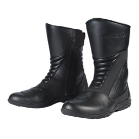 Tourmaster Women's Solution 2.0 WP Boots Size 6.5 Black