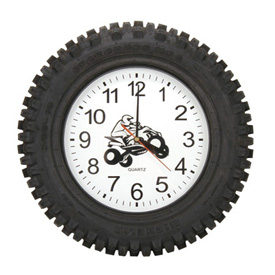 TPE ATV Rider Clock