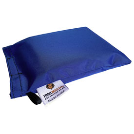 Trailmaster Adventure Gear The Changing Mat  Blue Pocket