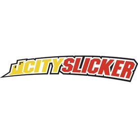 Tusk City Slicker Sticker