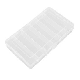 Tusk Plastic Six Compartment Case