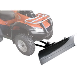 "Tusk SubZero Snow Plow Kit, Winch Equipped ATV, 60"" Blade"