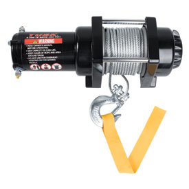 Tusk Winch With Wire Rope 2500 lb.
