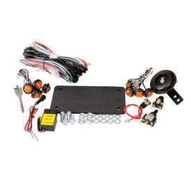 Tusk UTV Horn & Signal Kit - Without Mirrors