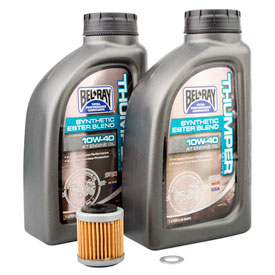 Tusk 4-Stroke Oil Change Kit