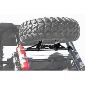 Tusk Spare Tire Carrier Utv Rocky Mountain Atv Mc