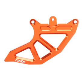 Tusk Rear Brake Caliper Support w/ Brake Disc Guard Replacement Fin