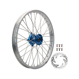Tusk Impact Complete Front Wheel Package