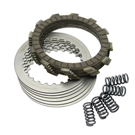 Tusk Clutch Kit With Heavy Duty Springs