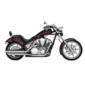 Vance & Hines Twin Slash PC Slip-On Motorcycle Exhaust
