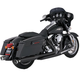 Vance & Hines Widow Slip-On Motorcycle Exhaust