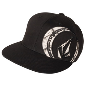 Volcom Mod Stone Print 210 Fitted Flex Fit Hat