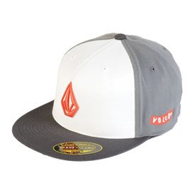 Volcom Too Stone 210 Fitted Youth Flex Fit Hat