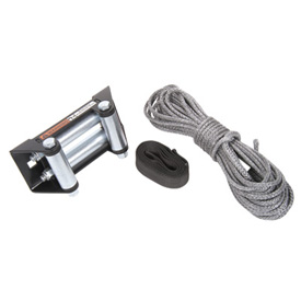 WARN® Winch Replacement Synthetic Rope Kit, Aluminum Drum