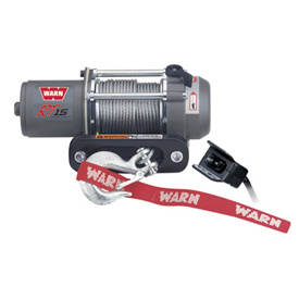 WARN® RT15 Winch with Wire Rope
