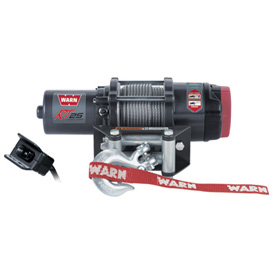 WARN® RT25 Winch with Wire Rope
