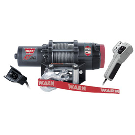 WARN® RT30 Winch with Wire Rope
