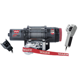 WARN® RT40 Winch with Wire Rope