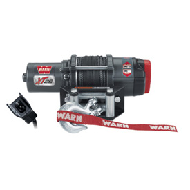 WARN® XT25 Winch with Synthetic Rope