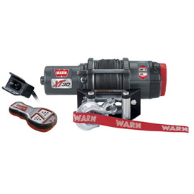WARN® XT30 Winch with Synthetic Rope