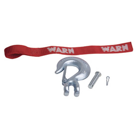 WARN® Winch Replacement Hook and Strap