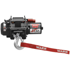 WARN® XT17 Portable Winch with Synthetic Rope