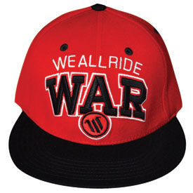 We All Ride Pro Snapback Hat