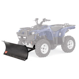 "WARN® Standard Straight Blade Plow Kit, Winch Equipped ATV, 60"" Blade"