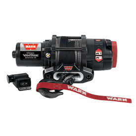 WARN® PV2500-S ProVantage Winch with Synthetic Rope