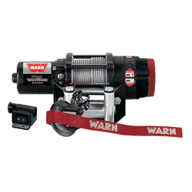 WARN® PV2500 ProVantage Winch with Wire Rope