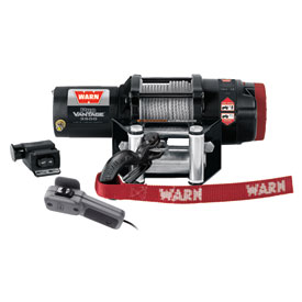 WARN® PV3500 ProVantage Winch with Wire Rope