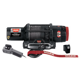 WARN® PV4500-S ProVantage Winch with Synthetic Rope