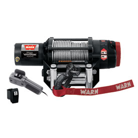 WARN® PV4500 ProVantage Winch with Wire Rope