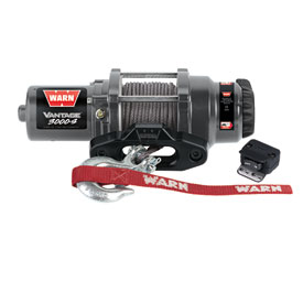 WARN® V3000-S Vantage Winch with Synthetic Rope