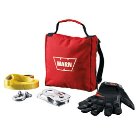 WARN® Light Duty Winch Accessory Kit