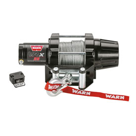 WARN® VRX Winch with Wire Rope and Mount Plate