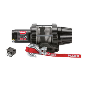 WARN® VRX 35-S Winch with Synthetic Rope 3500 lb.