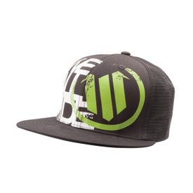 We All Ride Distortion Snapback Hat