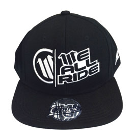 We All Ride Focal Snapback Hat