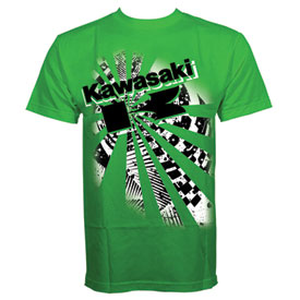We All Ride Kawasaki Hazard T-Shirt