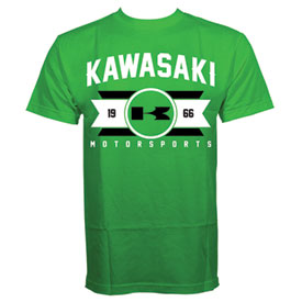 We All Ride Kawasaki Motorsports T-Shirt