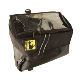 Wolfman Small Expedition Tank Bag with Mounting Strap