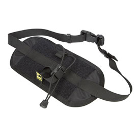 Wolfman Waist Belt Base for Tincup Pocket  Black